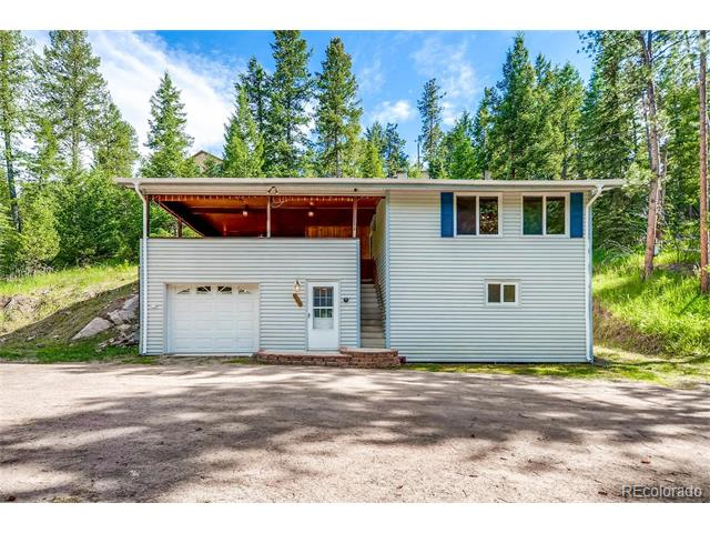 5165 Parmalee Gulch Road, Indian Hills, CO 80454