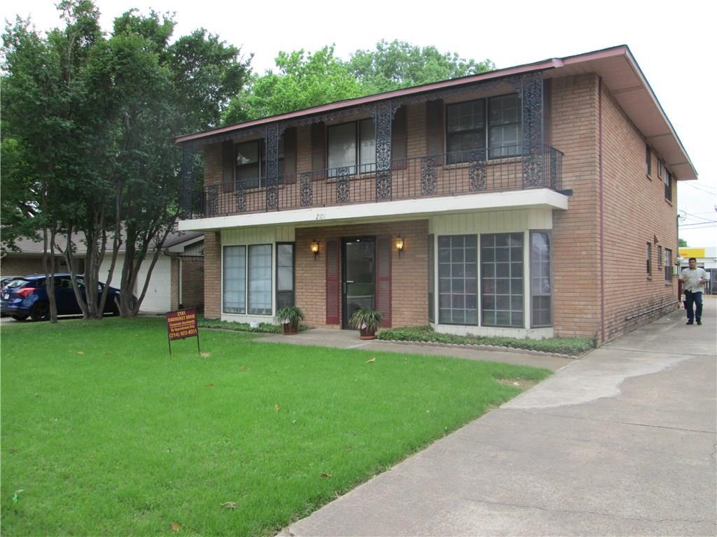 2101 Oakhurst Drive, Irving, TX 75061