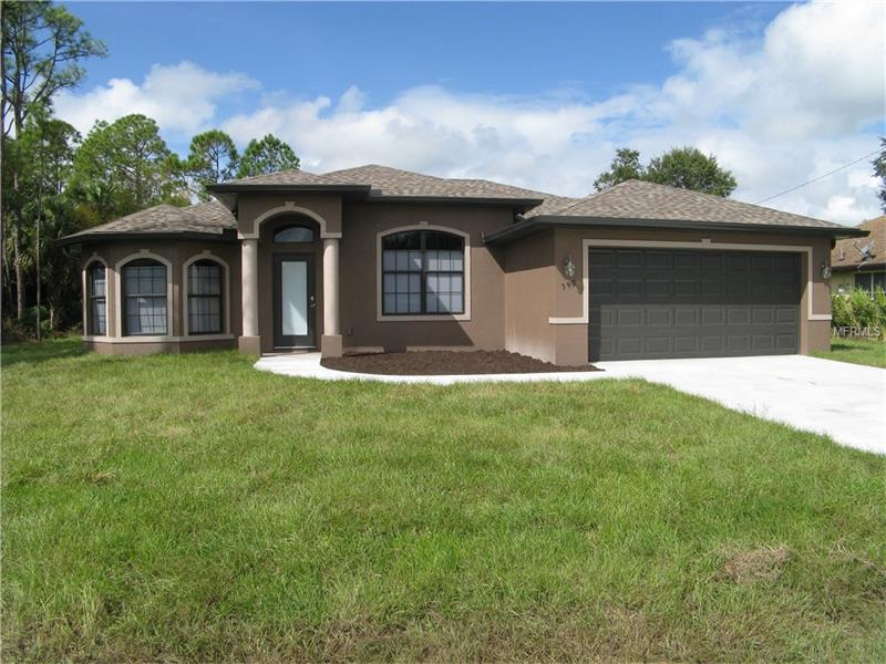 271 MCRAE STREET PORT CHARLOTTE, Florida