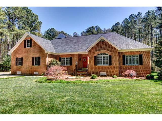 1325 Butler Branch Road, South Prince George, VA 23805