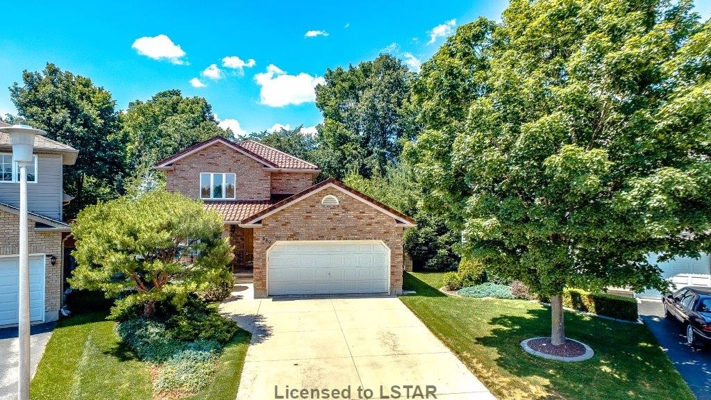 589 FOREST CREEK PL, LONDON, ON N5Y 5T7