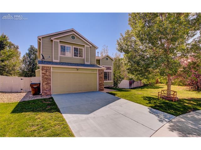 4225 Gunbarrel Drive, Colorado Springs, CO 80925