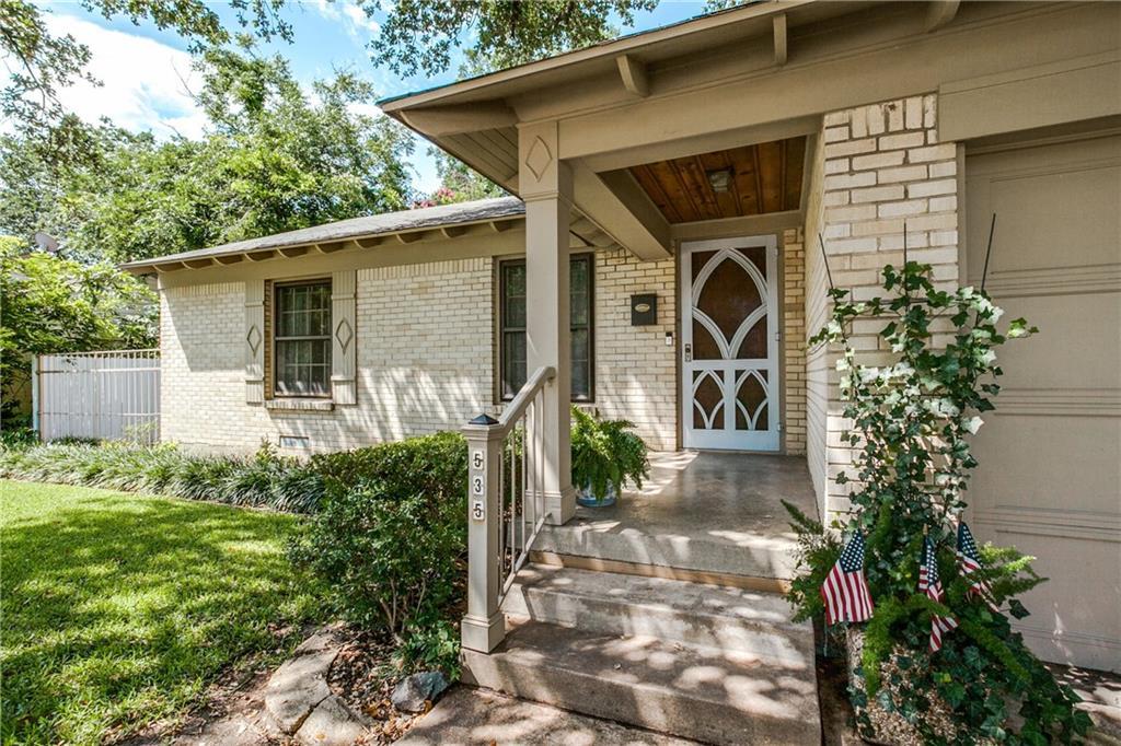 535 Parkhurst Drive, Dallas, TX 75218
