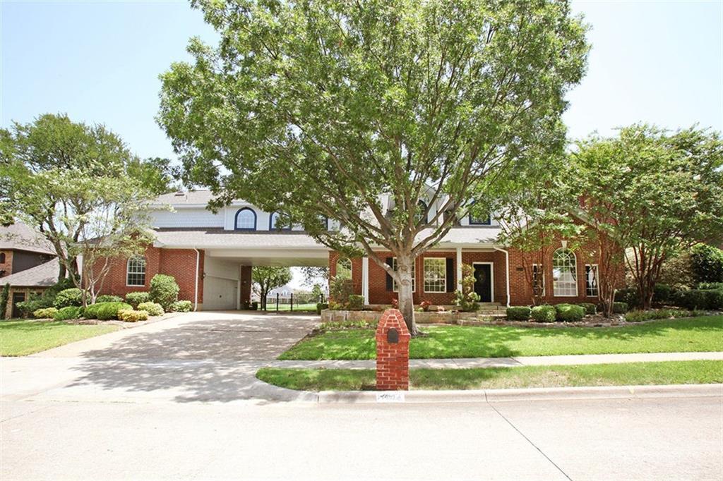 1702 Timber Ridge Circle, Corinth, TX 76210
