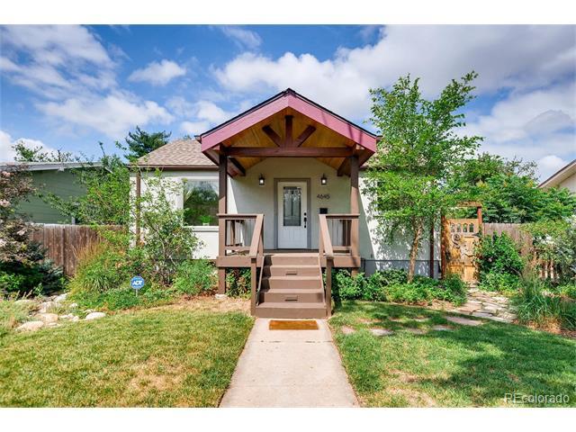 4645 Quitman Street, Denver, CO 80212