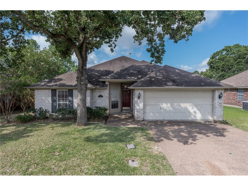 2908 Mirrormere Circle, Bryan, TX 77807