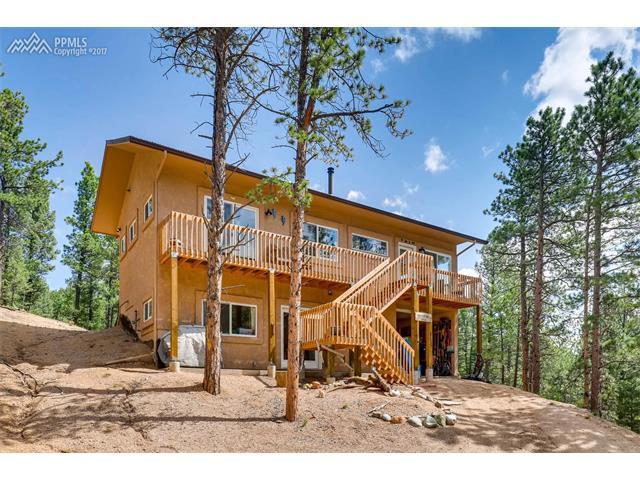 103 Spruce Drive, Woodland Park, CO 80863