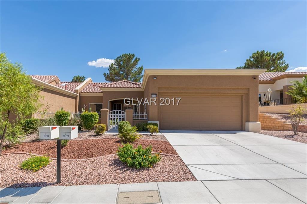 10729 ARGENTS HILL Drive, Las Vegas, NV 89134