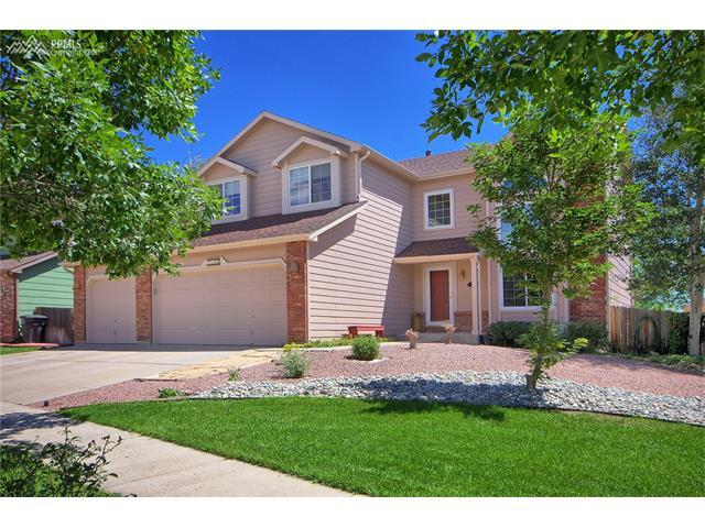 8005 Lorton Drive, Colorado Springs, CO 80920