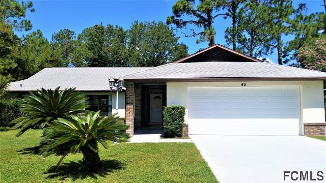 45 Boxwood Lane, Palm Coast, FL 32137