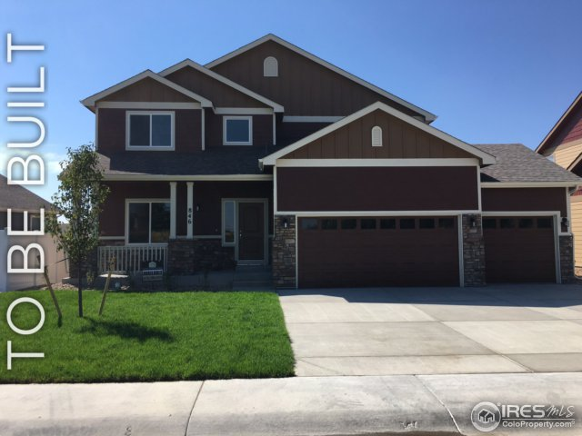 1448 Moraine Valley Dr, Severance, CO 80550