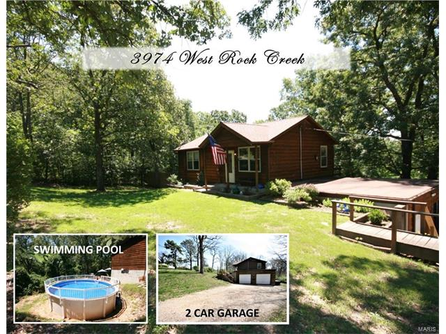 3974 W Rock Creek Road, Imperial, MO 63052