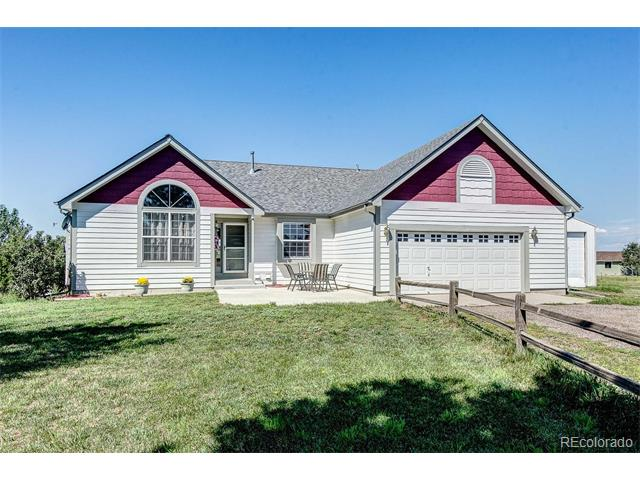 8093 Sun Country Drive, Elizabeth, CO 80107