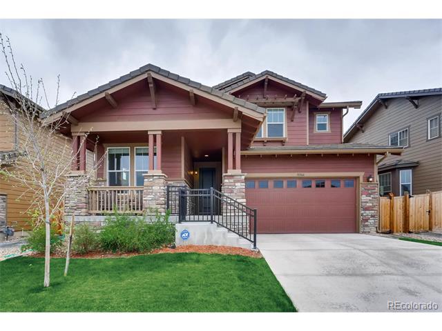 10366 Sierra Ridge Lane, Parker, CO 80134