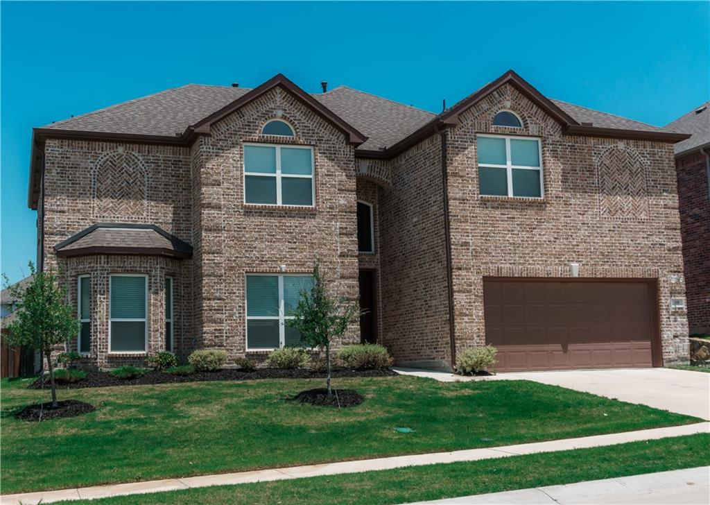 308 Cripple Creek Drive, Celina, TX 75009