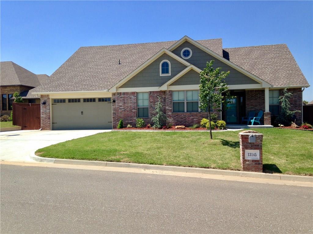 13145 Chinkapin Oak Place, Choctaw, OK 73020