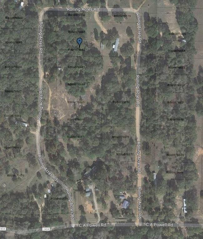 LOT 47 Rolling Acres, Tool, TX 75143