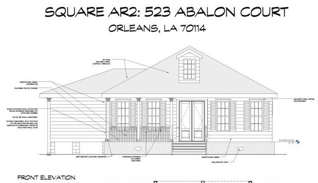523 ABALON Court, New Orleans, LA 70114