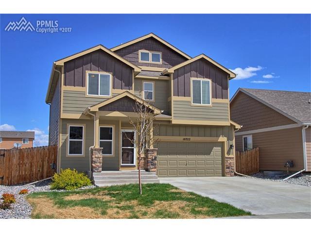 10322 Abrams Drive, Colorado Springs, CO 80925