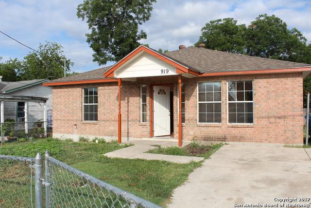 919 NW 34th st, San Antonio, TX 78228