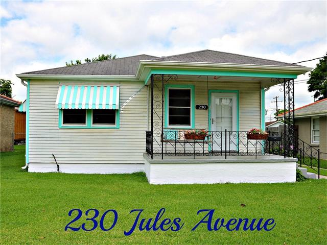 230 JULES Avenue, Jefferson, LA 70121