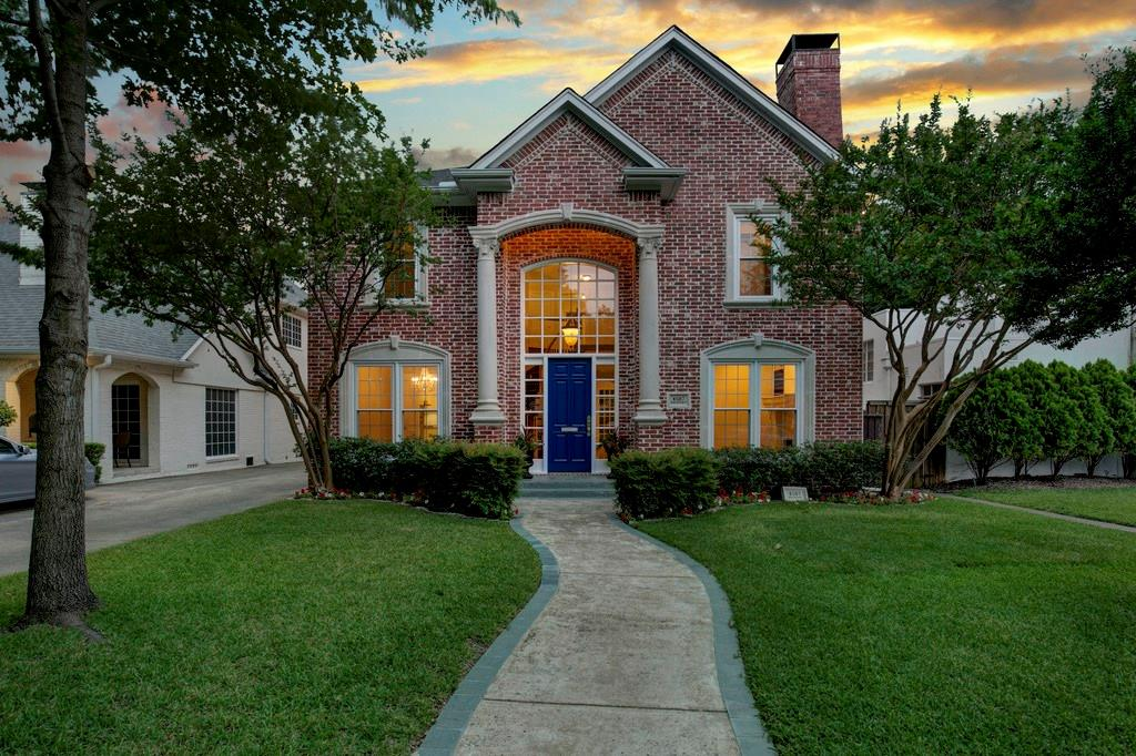 4587 Belfort Avenue, Highland Park, TX 75205