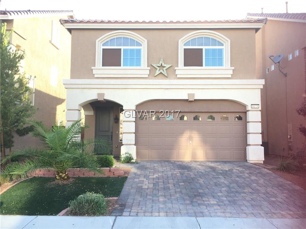 8175 SORREL Street, Las Vegas, NV 89139