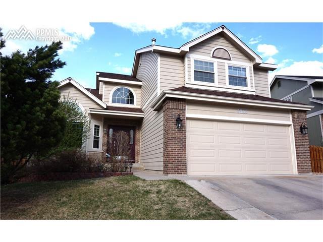 3845 Gingham Way, Colorado Springs, CO 80918