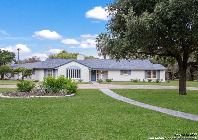 100 LEMONWOOD DR, Castle Hills, TX 78213