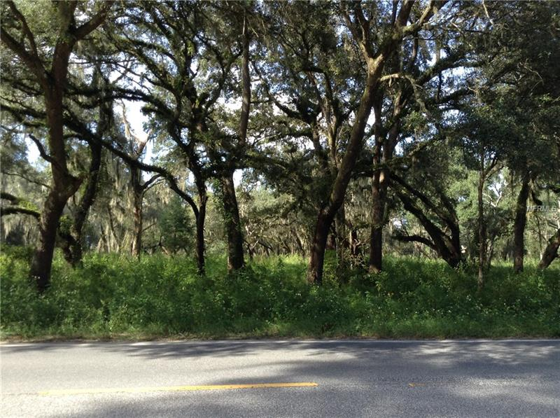 COUNTY ROAD 308, CRESCENT CITY, FL 32112