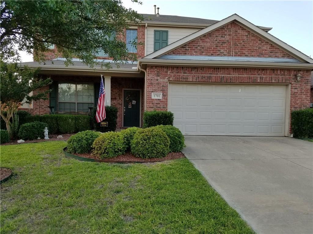 1701 Kittyhawk Drive, Little Elm, TX 75068