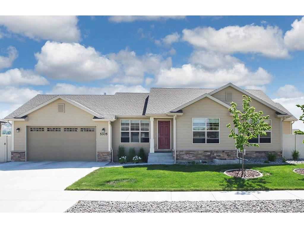 5305 Sundance Mountain Circle, Billings, MT 59106