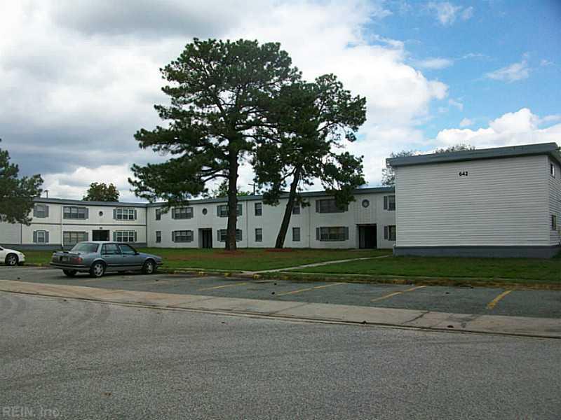 642 DRESDEN DR, Newport News, VA 23601