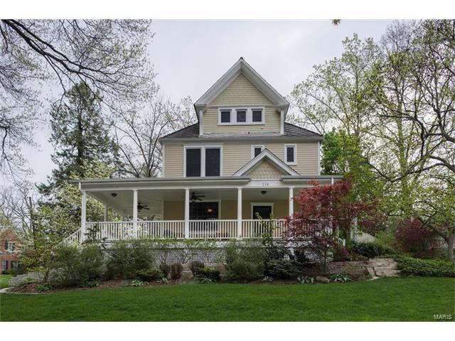 116 Valley Road, Webster Groves, MO 63119