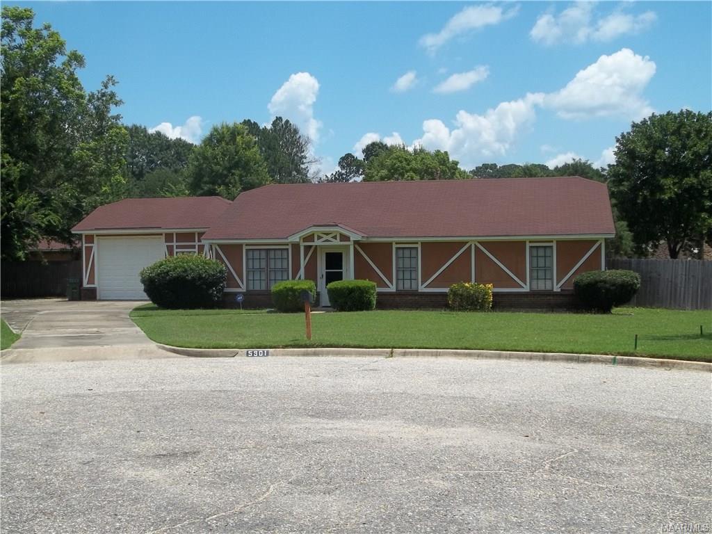5901 Green Way Drive, Montgomery, AL 36117