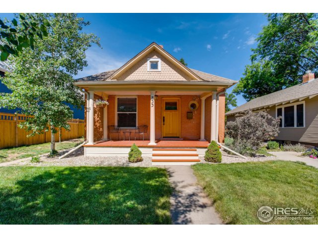 233 N Loomis Ave, Fort Collins, CO 80521