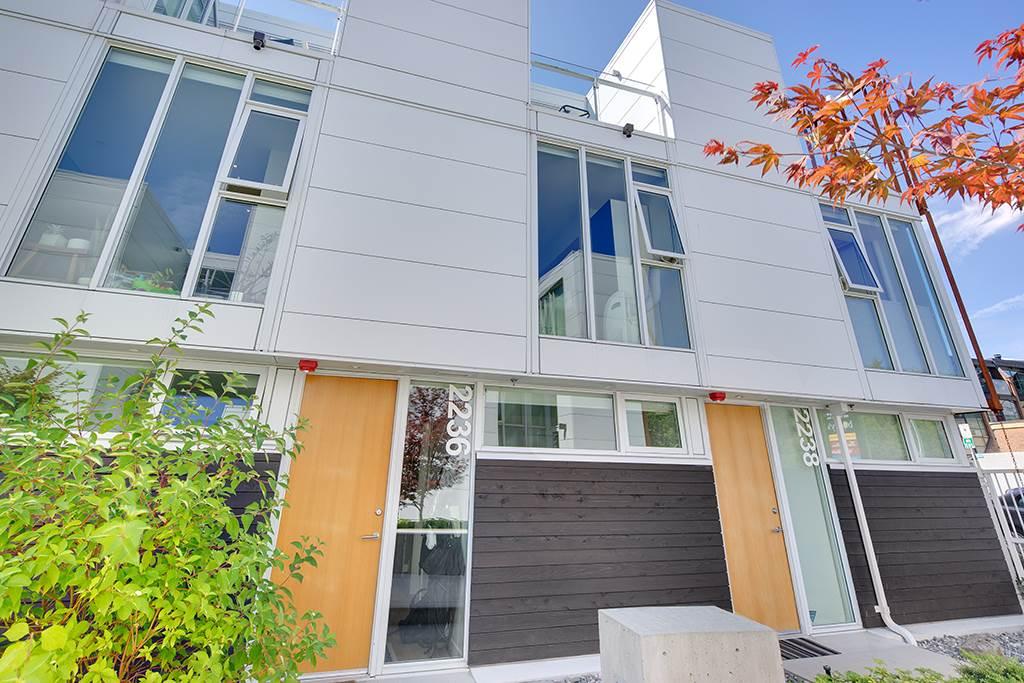 2236 WILLOW STREET, Vancouver, BC V5Z 0C8