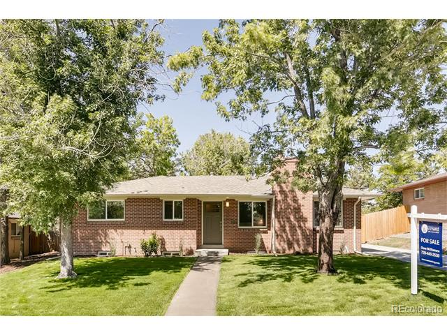 6177 Brentwood Street, Arvada, CO 80004
