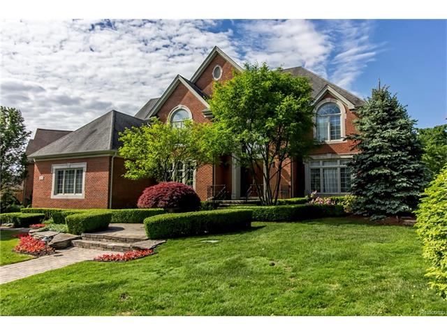 6604 CHELSEA Bridge, West Bloomfield Twp, MI 48322