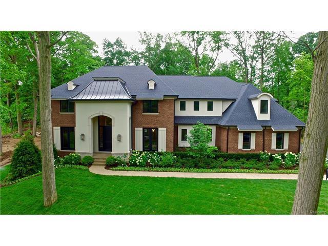 604 BARRINGTON PARK Drive, Bloomfield Hills, MI 48304