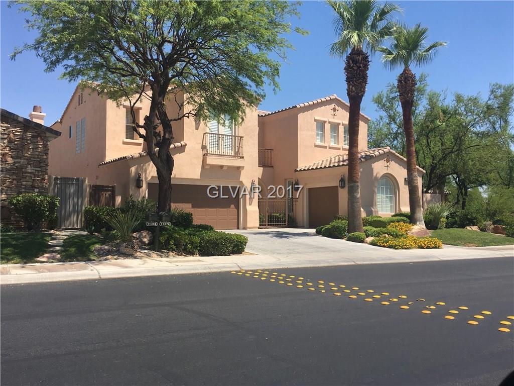 11376 SANDSTONE RIDGE Drive, Las Vegas, NV 89135