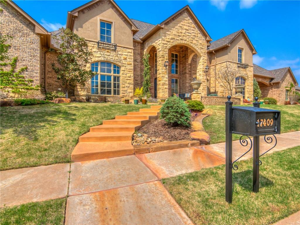 17409 Hawks View Court, Edmond, OK 73012