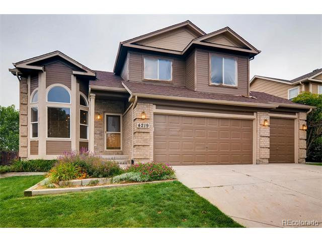 4219 Apache Plume Drive, Colorado Springs, CO 80920