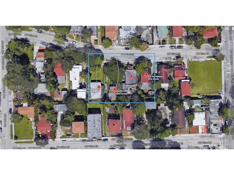 250 NW 33rd St, Miami, FL 33127