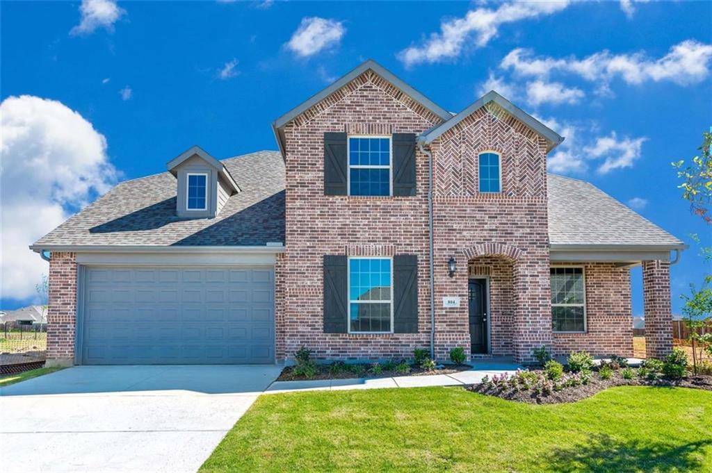 804 Overton Avenue, Celina, TX 75009