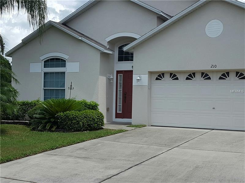 210 CLYDESDALE CIRCLE, SANFORD, FL 32773