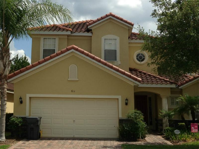 611 TUSCAN HILLS BOULEVARD, DAVENPORT, FL 33897