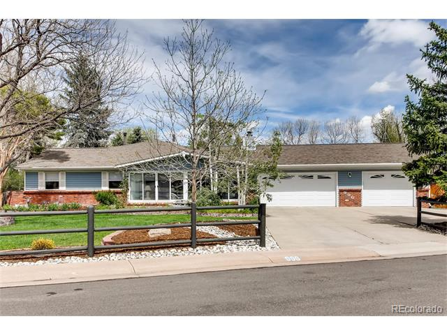 996 S Field Street, Lakewood, CO 80226