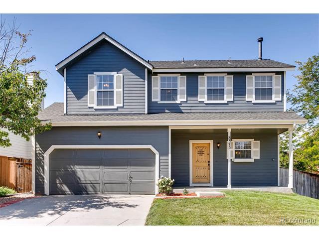8375 Cobblestone Street, Highlands Ranch, CO 80126