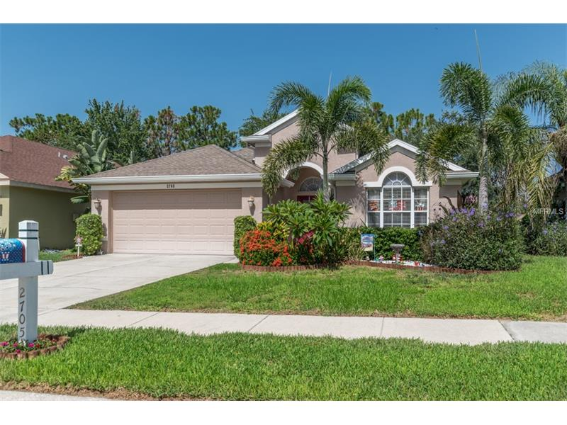 2705 HAWK ROOST COURT, HOLIDAY, FL 34691